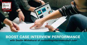 MECE 016 | Case Interview