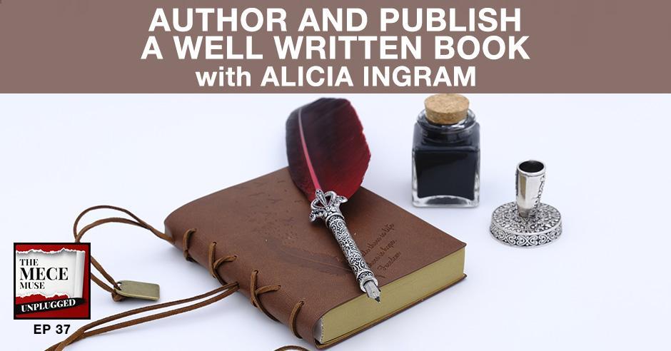 MECE 37 | Publish A Well-Written Book